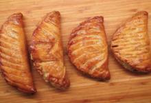 Boulangerie Terroirs d'Avenir. chaussons