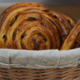 Boulangerie Terroirs d'Avenir. Pain au raisin