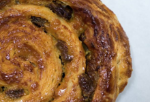 Stohrer. Pain au raisin