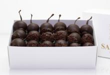 Chocolaterie Saunion. Etuis Guinettes