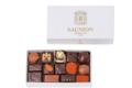 Chocolaterie Saunion. Etuis chocolats assortis