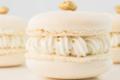 Pâtisserie Sitron. Macaron pistache