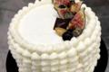 Pâtisserie Sitron. Gâteau d'anniversaire au sirop d'agave
