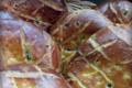 Boulangerie des artistes. Fougasse aux olives