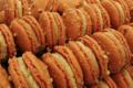 Pâtisserie Pain de Sucre. Macarons Noisette du Piémont