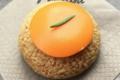 Popelini. Chou abricot romarin
