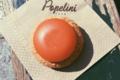 Popelini. Chou caramel beurre salé