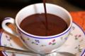 Carette. Chocolat chaud