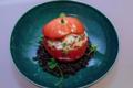 Maison Foucade. Tomate farçie