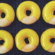 Les Petits Donuts. Donut Passion Rhum Gingembre