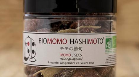 Biomomo Hashimoto. Momo3secs