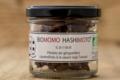 Biomomo Hashimoto. Pétales gingembre caramélisés à la sauce soja Tamari
