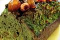 Biomomo Hashimoto. cake kumquats -Matcha -noisette