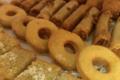 Boulangerie pâtisserie Murciano. Plateau de mini-orientaux