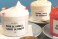Maison Aleph. Rose de Damas, yaourt de brebis