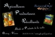 Miels et produits de la ruche - Metaczyk'api - Quincy voisins (77)