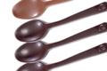 Jadis Et Gourmande. cuillères chocolat lait & noir