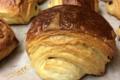 Boulangerie moderne. Pain au chocolat
