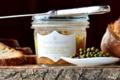 La boutique de la Tour d'Argent. Terrine de canard et foie gras au poivre vert