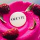 Odette Paris. vanille rhubarbe fraise des bois