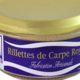 Fish Brenne. Rillette de carpe royale