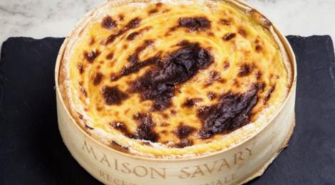 Maison Savary. Flan Beauvaisien