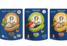 Quinola Mothergrain. Quinoa complet français
