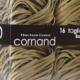 Cornand. tagliatelles laminées en nids aux œufs basilic