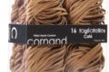 Cornand. tagliatelles laminées en nids aux œufs café