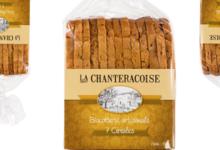 Biscotterie La Chanteracoise. Biscottes aux 7 céréales