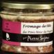Pierre Sajous. Fromage de tête de Porc Noir de Bigorre