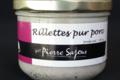 Pierre Sajous. Rillettes de Porc Noir de Bigorre