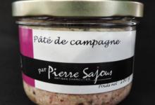 Pierre Sajous. Pâté de campagne