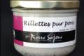 Pierre Sajous. Rillettes pur porc