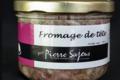 Pierre Sajous. Fromage de tête