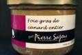 Pierre Sajous. Foie gras de canard entier