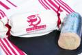Duperier. Foie gras de canard mi-cuit au torchon