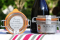 "Foie gras de canard mi-cuit poché au vin de Madiran ""Façon Hélène DARROZE"""