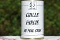 Duperier. Caille farçie au foie gras