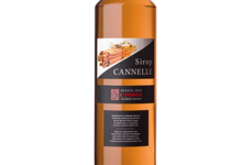 Distillerie Combier. Sirop de cannelle
