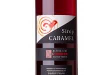 Distillerie Combier. Sirop de caramel