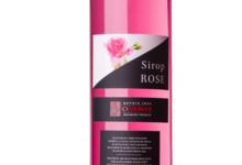 Distillerie Combier. Sirop de rose