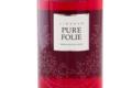 Distillerie Combier. Liqueur Pure Folie