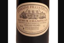 Domaine Filliatreau. Saumur champigny vieilles vignes