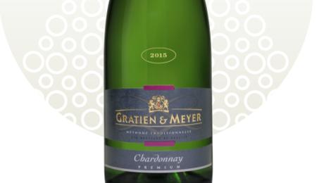 Gratien Meyer. Chardonnay, vin mousseux