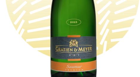 Gratien Meyer. Saumur dry premium