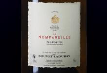 """Bouvet Ladubay. """"La Nompareille"""" Saumur Blanc"""