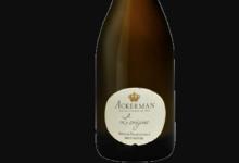 Ackerman. Cuvée Saumur l'Origine blanc Extra Brut