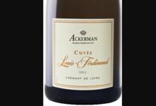 Ackerman. Crémant de Loire Cuvée Louis Ferdinand