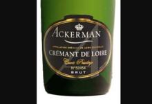 Ackerman. Crémant de Loire Privilège blanc Brut